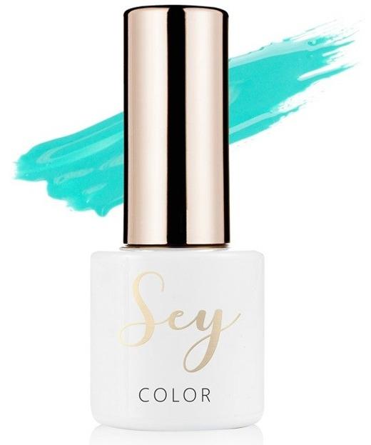 Cosmetics Zone Sey Lakier hybrydowy S205 Mint View 7ml
