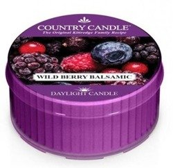 Country Candle Daylight Świeczka Wild Berry Balsamic