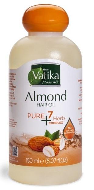 Dabur Vatika Almond Hair Oil Olejek do włosów 150ml