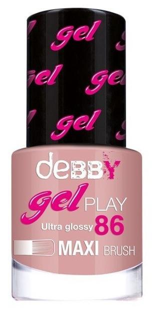 Debby Gel Play Lakier do paznokci 86 7,5ml