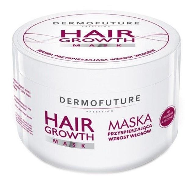 DermoFuture Hair Growth Maska przyspieszająca wzrost włosów 300ml