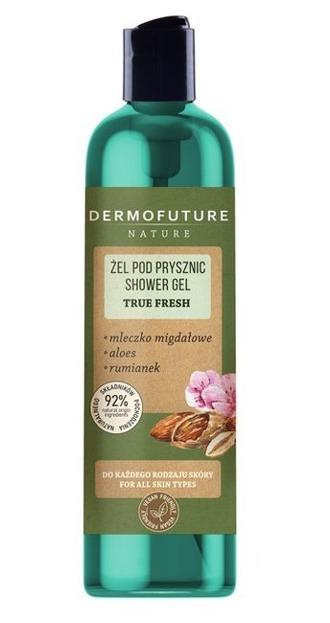 DermoFuture Nature Żel pod prysznic True Fresh 200ml