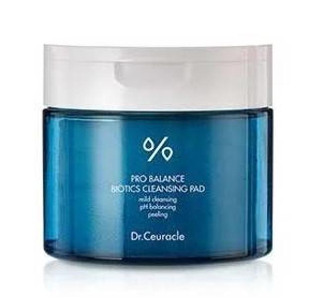 Dr.Ceuracle Pro Balance Biotics Cleansing Pad Oczyszczająco-złuszczające płatki do twarzy 270ml