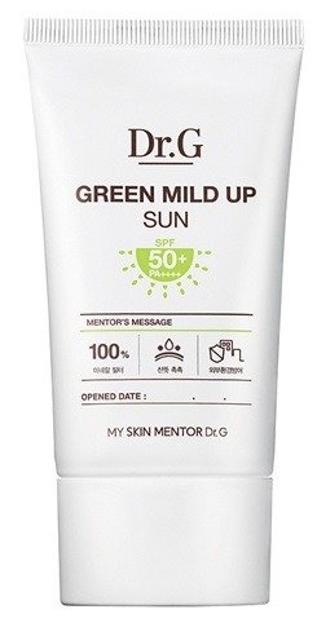 Dr.G Green Mild Up Sun SPF50 PA++++ Krem z filtrem UV 50ml