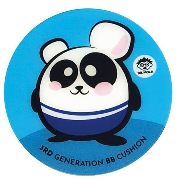Dr. Mola 3rd M Generation BB Cushion Krem BB w kompakcie 23 Natural Beige 15g