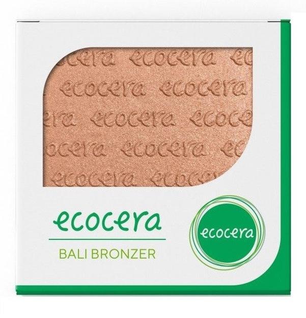 Ecocera Wegański puder brązujący BALI 10g