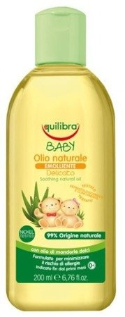 Equilibra Baby Naturalna oliwka pielęgnacyjna 200ml