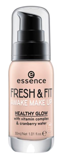 Essence Fresh&Fit Podkład do twarzy 20 Fresh Nude 30ml