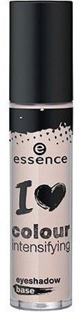 Essence I Love Colour Intensifying Eyeshadow Base - Baza pod cienie