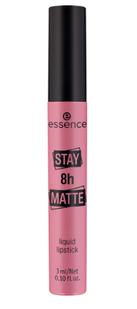 Essence Stay 8h MATTE Liquid Lipstick Matowa pomadka w płynie 05 Date proof 3ml