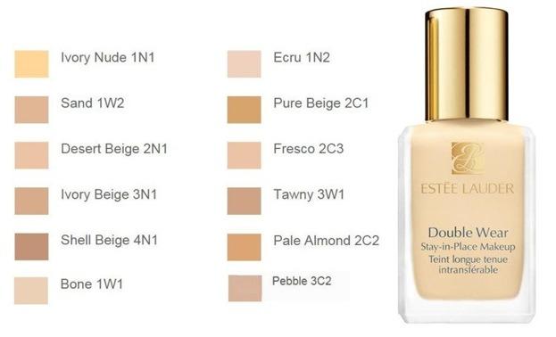 Estee Lauder Double Wear Makeup - Długotrwały podkład w płynie 2C2 Pale almond 30 ml