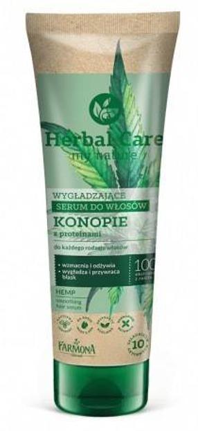 Farmona Herbal Care Wygładzające serum do włosów KONOPIE 100ml