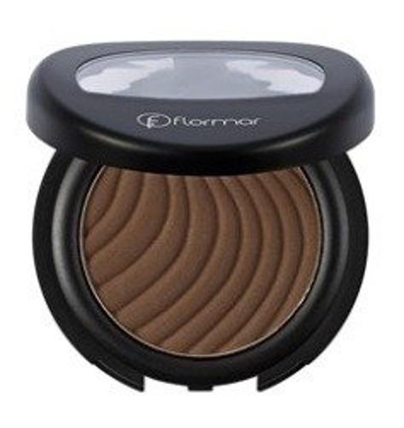 Flormar Eyebrow Shadow Brown Cień do brwi