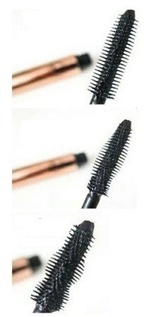 Flormar Triple Action 3in1 Mascara Black