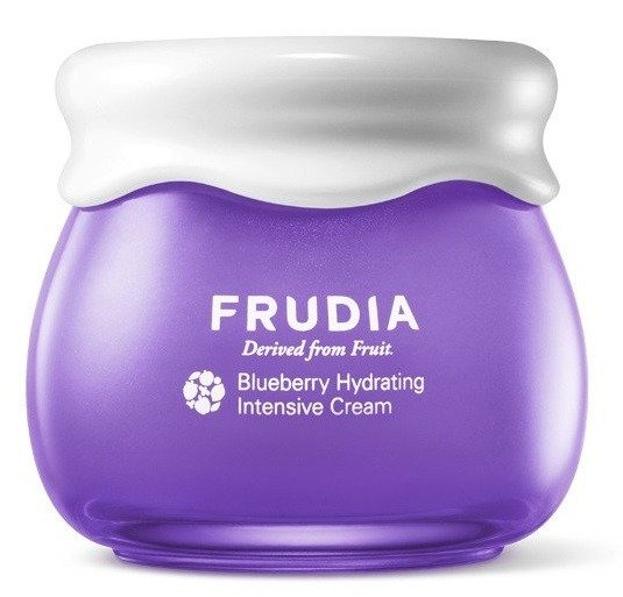 Frudia Blueberry Intensive Hydrating Cream Intensywnie nawilżający krem do twarzy 55g