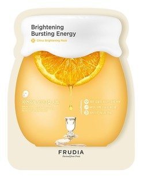 Frudia Citrus Brightening Sheet Mask Rozjaśniajaca maseczka do twarzy 27ml