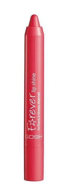 GOSH Forever Lip Shine - Pomadka w sztyfcie 008 Spring Fling, 1,5 g
