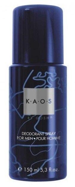 GOSH KAOS For Men Dezodorant w sprayu 150ml