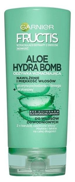 Garnier Aloe Hydra Bomb Odżywka wzmacniająca do włosów 200ml