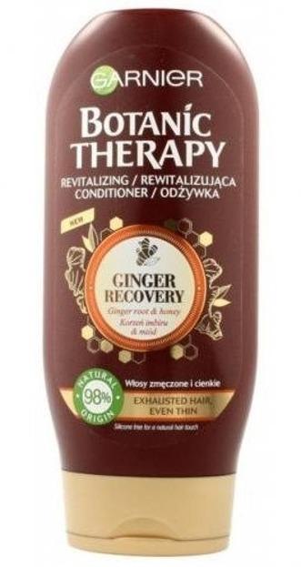 Garnier Botanic Therapy Honey Ginger Rewitalizująca odżywka do włosów 200ml