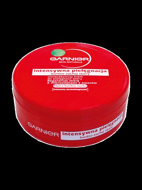 Garnier Intensywna pielęgnacja Krem do bardzo suchej skóry 200ml