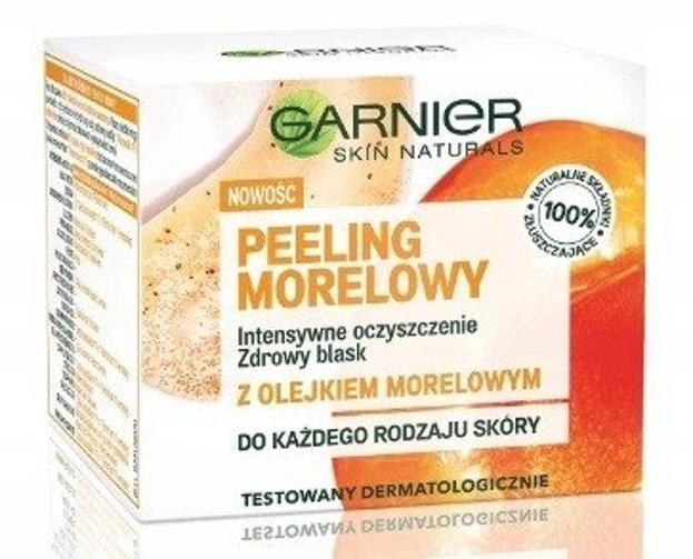 Garnier Peeling morelowy do każdego rodzaju skóry 50ml