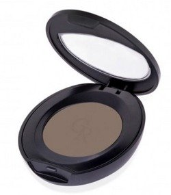Golden Rose Eyebrow Powder - Puder do brwi z witaminą E 102