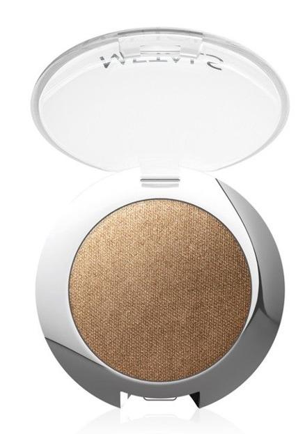 Golden Rose Metals Eyeshadow Metaliczny cień do powiek 02 Cinnamon
