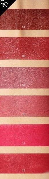 Golden Rose  Pomadka do ust Smart Lips kolor nr 08,  3,5 g