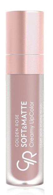 Golden Rose Soft&Matte Creamy Lip Color Matowa pomadka do ust 102