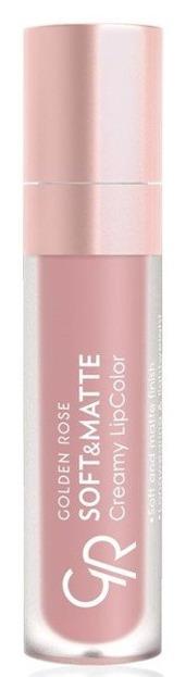 Golden Rose Soft&Matte Creamy Lip Color Matowa pomadka do ust 105