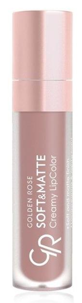 Golden Rose Soft&Matte Creamy Lip Color Matowa pomadka do ust 106