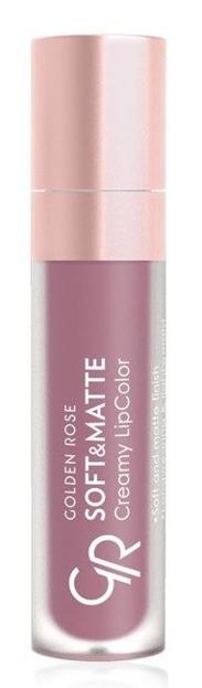 Golden Rose Soft&Matte Creamy Lip Color Matowa pomadka do ust 110