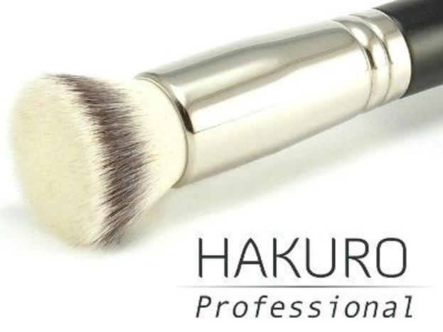 Hakuro H50S - Pędzel do podkładu, pudru i kosmetyków mineralnych