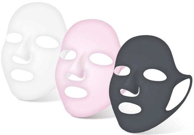 Hydra Silicone Mask Cover Silikonowa nakładka na maski w płachcie Przezroczysta 1szt.