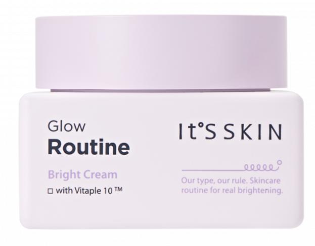 It's Skin Glow Bright Cream Rozświetlający krem do twarzy 50ml