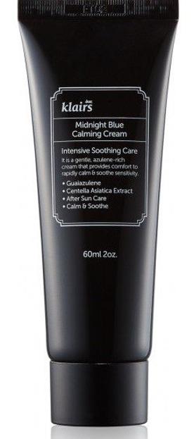 Klairs Midnight Blue Calming Cream Nawilżająco-łagodzący krem do twarzy 60ml