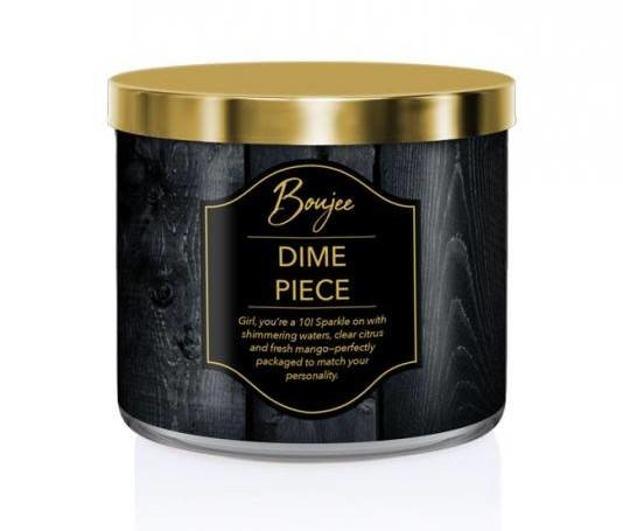 Kringle Candle BOUJEE świeca zapachowa Dime Piece 411g