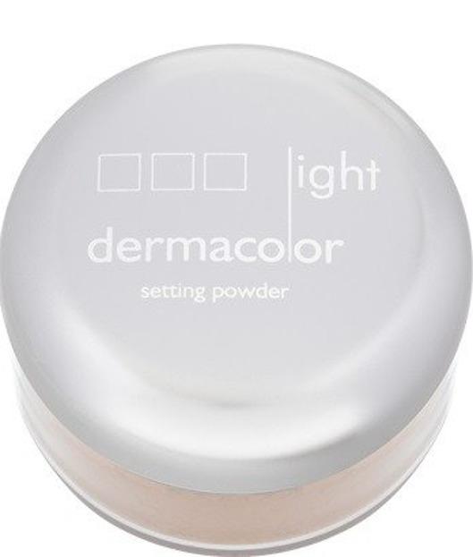 Kryolan Dermacolor Light Setting Powder Matt - Puder matująco - utrwalający  M1, 20 g