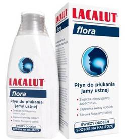 LACALUT płyn do ust FLORA 300ml