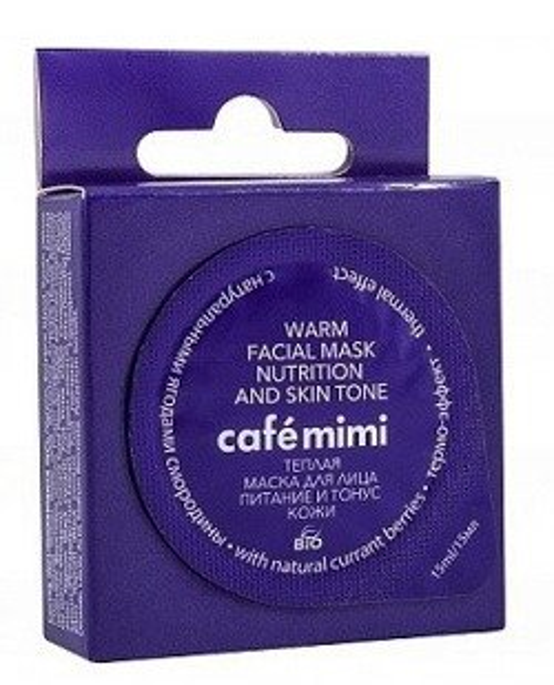 Le Cafe de Beaute Mimi Maska tonizująca do twarzy KK155
