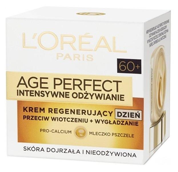 Loreal Age Perfect Krem regenerujący na dzień do twarzy 60+ 50ml