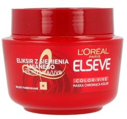 Loreal Elseve Color-Vive Maska do włosów chroniąca kolor 300ml
