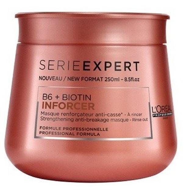 Loreal Pro SE B6+Biotin Inforcer Maska do włosów słabych i łamliwych 250ml