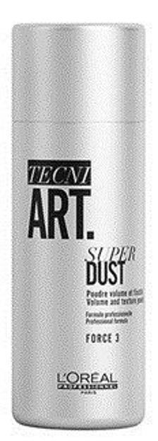 Loreal Professionnel Tecniart Super Dust VolumeTextur Powder 3 - Puder do stylizacji włosów, 7 g