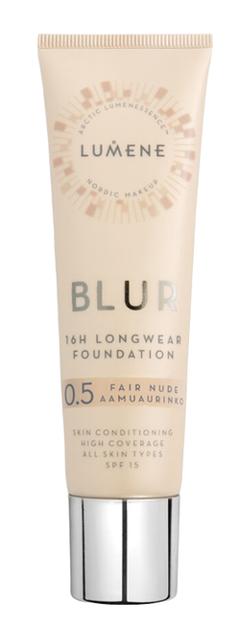 Lumene Blur Podkład wygładzający 0.5 Fair Nude 30ml
