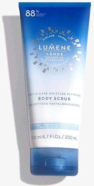 Lumene Lahde 88% Body Scrub Peeling do ciała 200ml