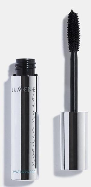 Lumene Nordic Noir Deep Impact Waterproof Mascara Black Wodoodporny tusz do rzęs