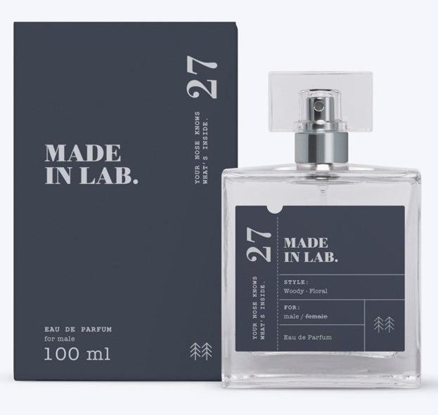 MADE IN LAB. Men 27 Zapach inspirowany 100ml