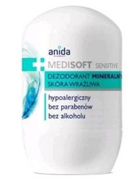 MEDISOFT antyperspirant roll-on Sensitive 50ml